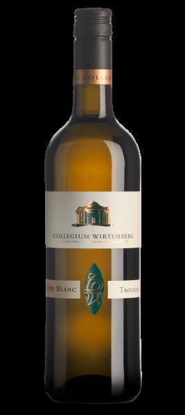 Cuvée Blanc trocken 0,75 l Collegium Wirtemberg