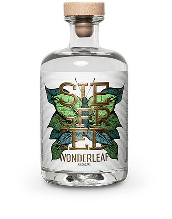 "Siegfried Wonderleaf, alkoholfreier ""Gin"""